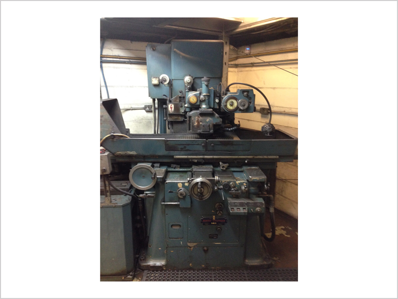John Shipman Surface Grinding Machine