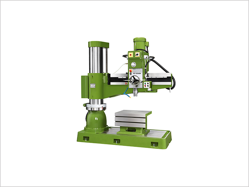 Table Type Universal Drilling Machine
