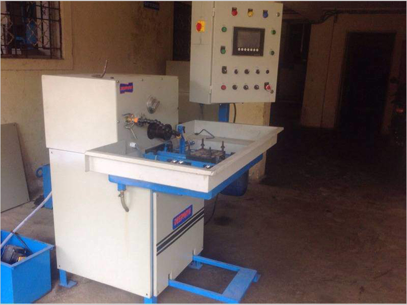 Deepmaya Engineering Honing Machine